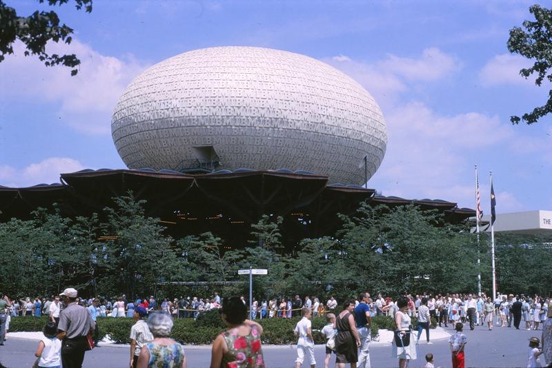 11 1964.08 Worlds Fair IBM Boldg