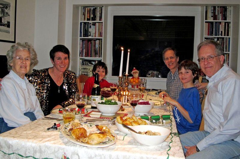 08 2011 Christmas Dinner