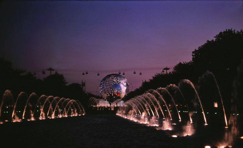 17 1964.08 Unisphere dusk